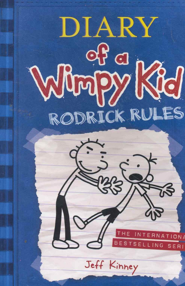 цены Kinney J. Diary of a Wimpy Kid Rodrick Rules