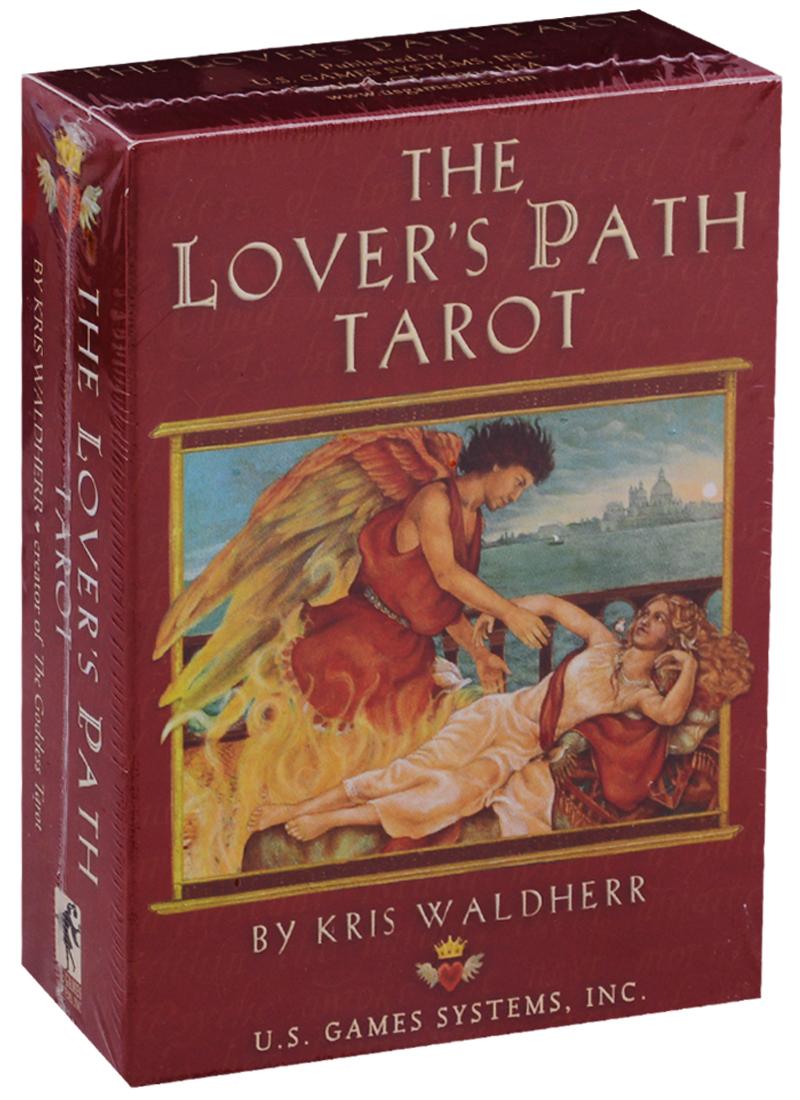 Waldherr K. The Lover`s Path Tarot (карты + инструкция на английском языке) магические послания богинь 44 карты инструкция