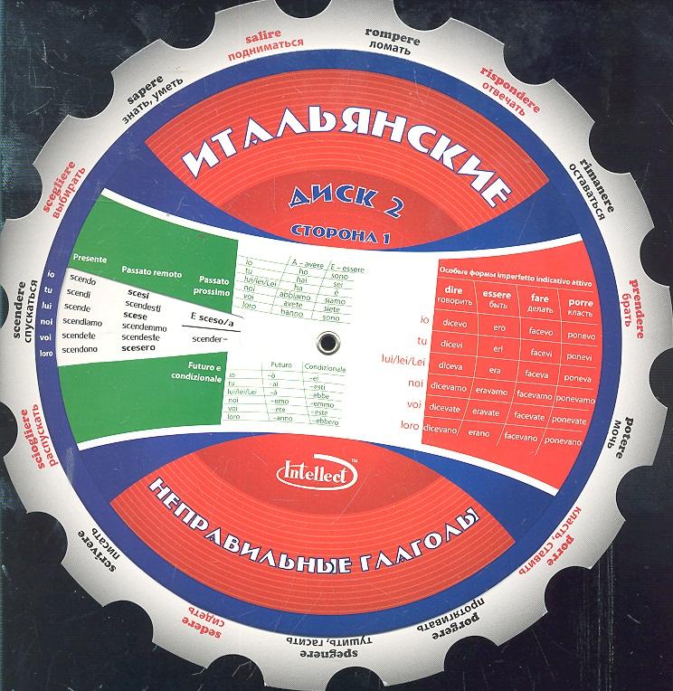 Итальянские неправильные глаголы Диск 2