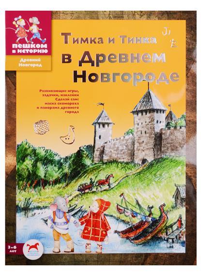 Шапиро М. Тимка и Тинка в Древнем Новгороде купить биоптрон в великом новгороде