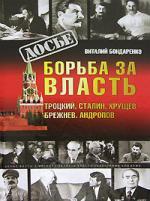 Борьба за власть Троцкий Сталин Хрущев Брежнев Андропов