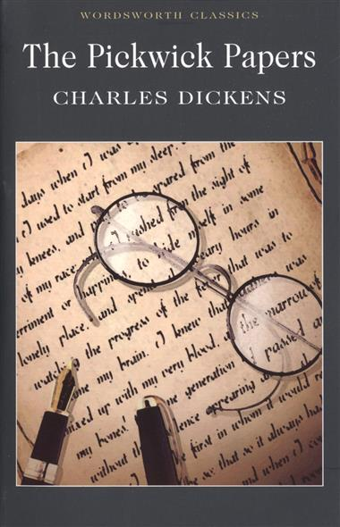 Dickens C. The pickwick papers dickens c going into society and hunted down
