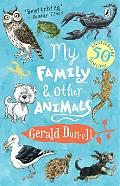 Durrell G. My family and other animals my first animals