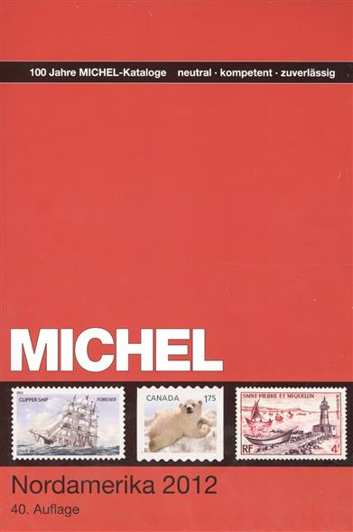 Каталог марок MICHEL. 2012. Сборник по маркам стран Северной Америки grow katalog pdf
