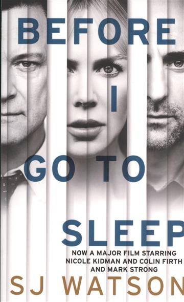 Watson S. Before I Go To Sleep страна карнавалия конфетти с днем рождения в тубе 10 г