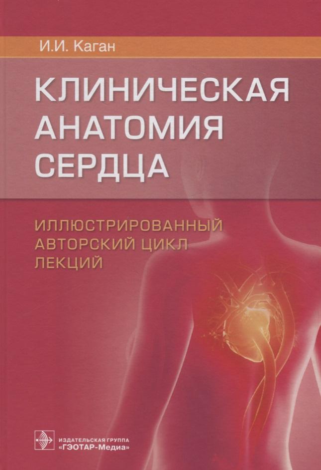 Каган И. Клиническая анатомия сердца. Иллюстрированный авторский цикл лекций о августин цикл лекций протестантизм