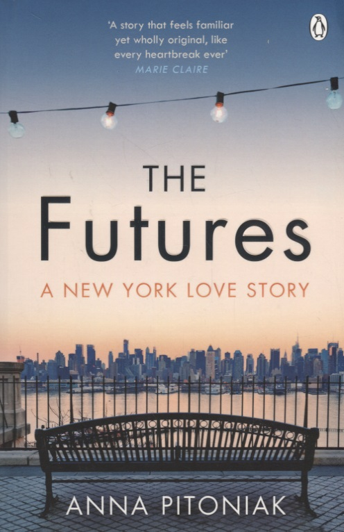 Pitoniak A. The Futures: A New York love story пальто alix story alix story mp002xw13vur