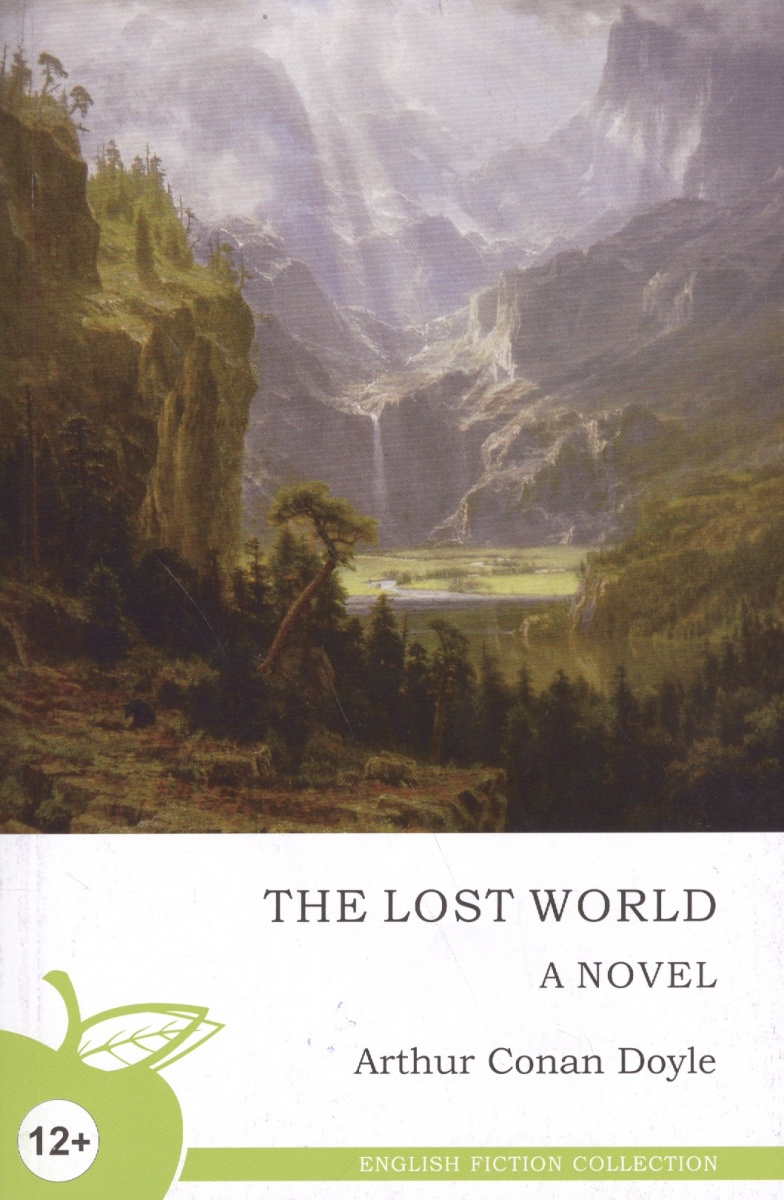 Дойл А. The Lost World / Затерянный мир цена и фото