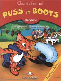 Perrault C. Puss in Boots. Stage 2 Teacher`s Book