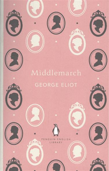 Eliot G. Middlemarch middlemarch upper level