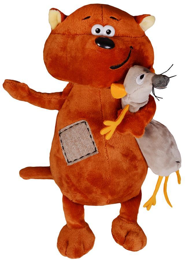 Мягкая игрушка Котэ & Mouse (25 см)
