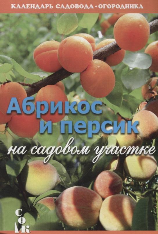 Книга Абрикос и персик на садовом участке. Бурова В.