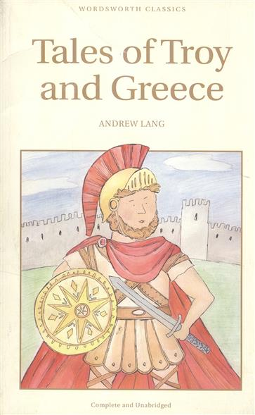 Lang A. Lang Tales of Troy and Greece philippe lang