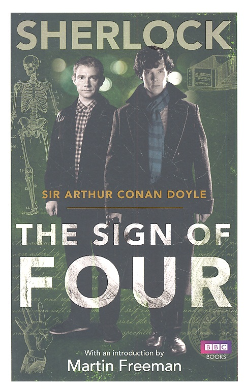 Doyle A. Sherlock: The Sign of Four doyle a c study in scarlet