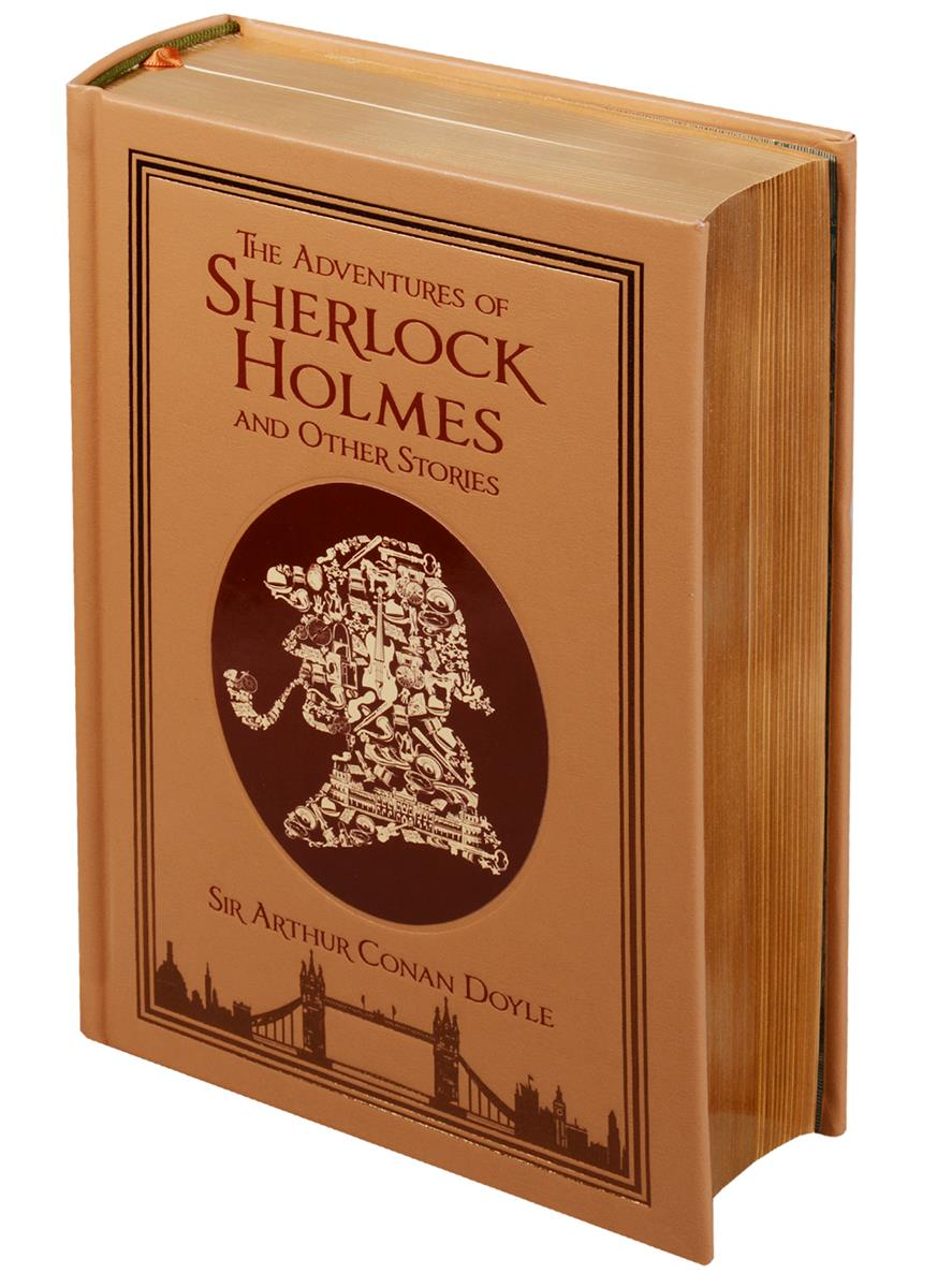 Doyle A. The Adventures of Sherlock Holmes and Other Stories doyle a danger and other stories isbn 9785521071715