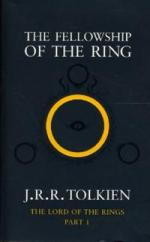 Tolkien J. The fellowship of the Ring. The Lord of the rings. Part 1 гобелен 180х145 printio the lord of the rings lotr властелин колец