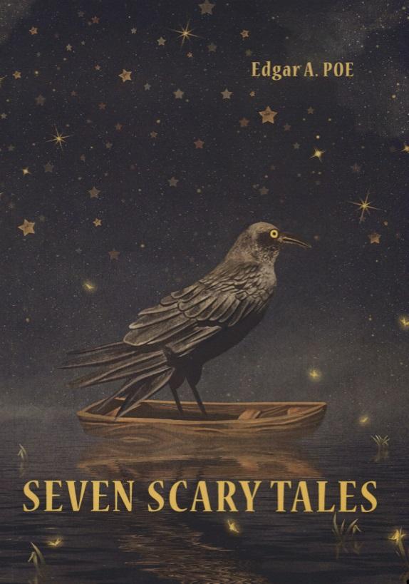 Poe E. Seven Scary Tales poe e tales