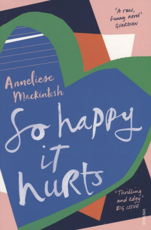Mackintosh A. So Happy It Hurts hurts hurts surrender