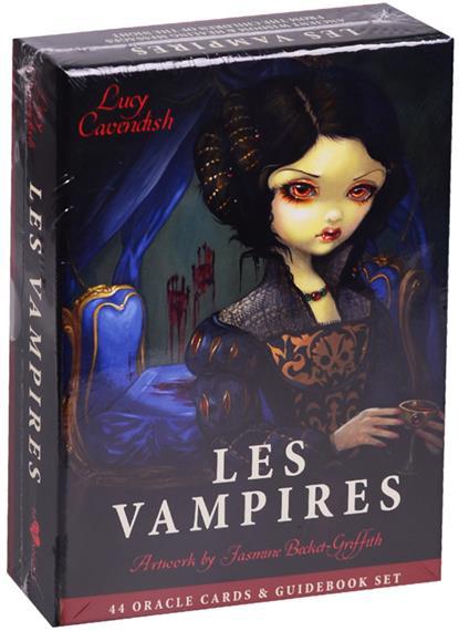 где купить Lucy Cavendish Les Vampires Oracle/ Оракул Вампиров по лучшей цене