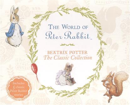 The World of Peter Rabbit. Комплект из 5 книг в подарочной коробке