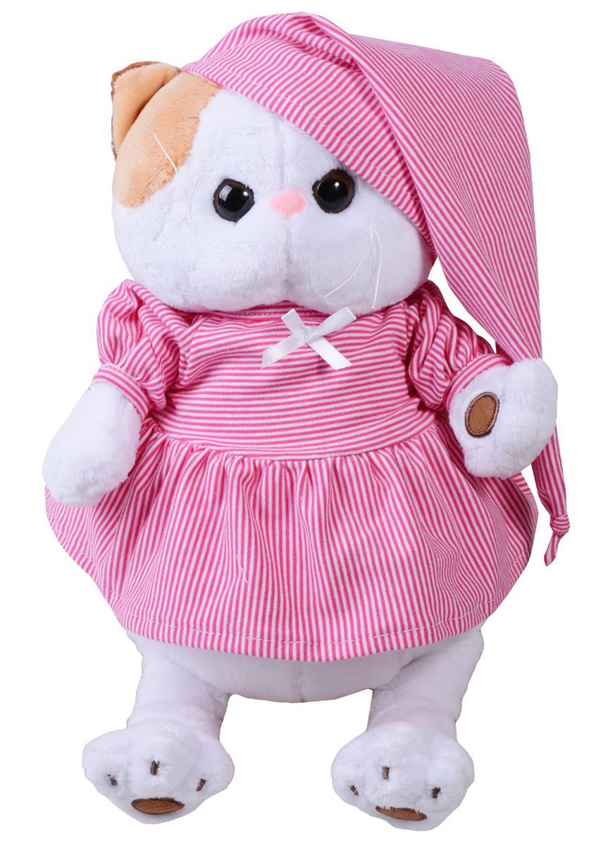 Мягкая игрушка Ли-Ли в розовой пижамке (27 см)