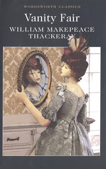 Thackeray W. Thackeray Vanity fair vintage postcards from vanity fair