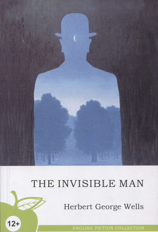 Уэллс Г. The invisible man mrpre invisible man the cd