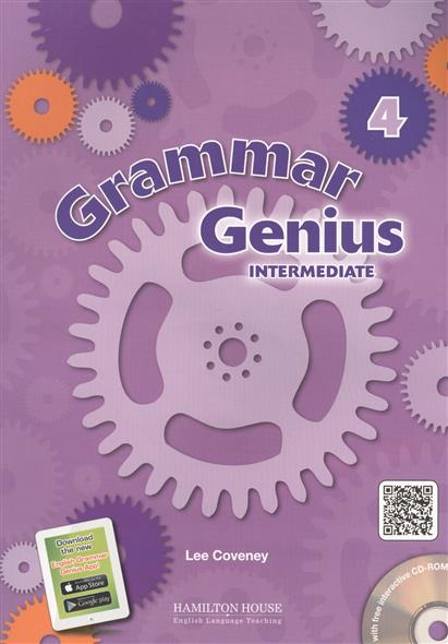 Coveney L. Grammar Genius 4. Intermediate. Student's Book evans v dooley j enterprise 3 video activity book pre intermediate рабочая тетрадь к видеокурсу