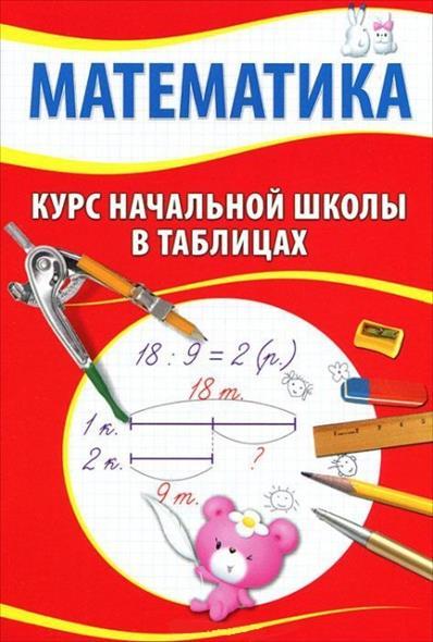 Канашевич Т. (сост.) Математика Курс начальной школы в таблицах