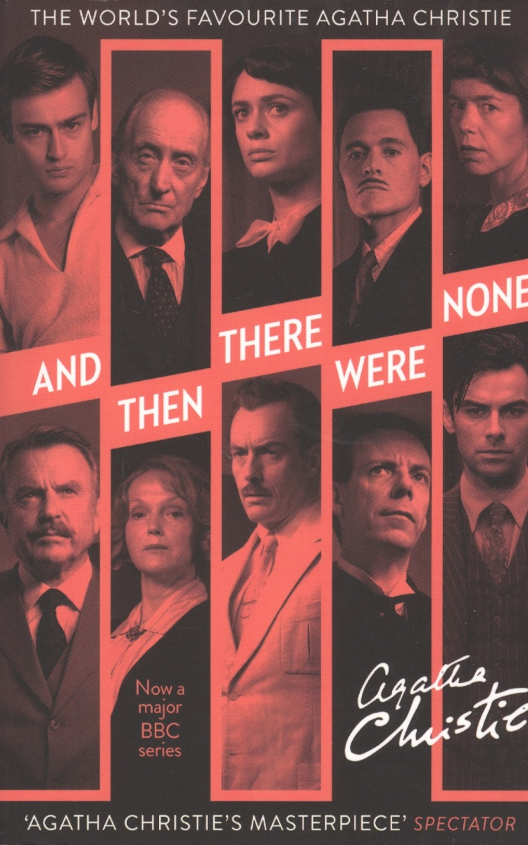 Christie A. And Then There Were None