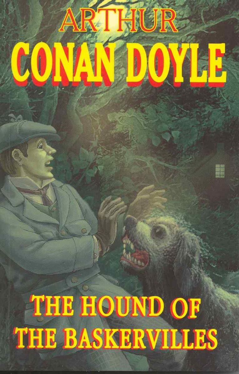 Doyle A. The Hound of the Baskervilles doyle a c the hound of the baskervilles собака баскервилей роман на англ яз