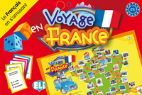 Games: [A2-B1]: Voyage en France games voyage en france a2 b1