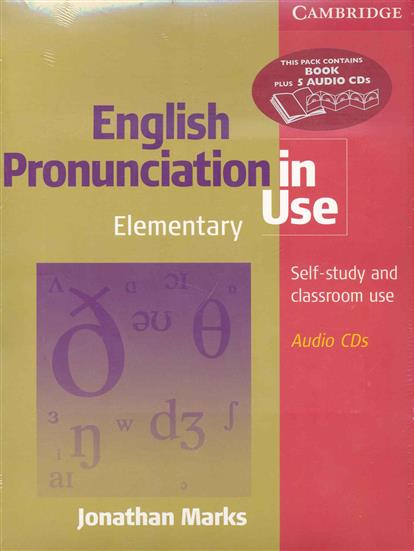 English Pronunciation in Use Elementary (+5CD)
