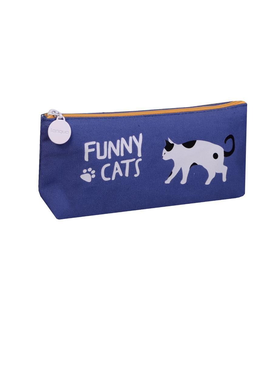 """Пенал на молнии """"Кошка: Funny Cat's"""""""