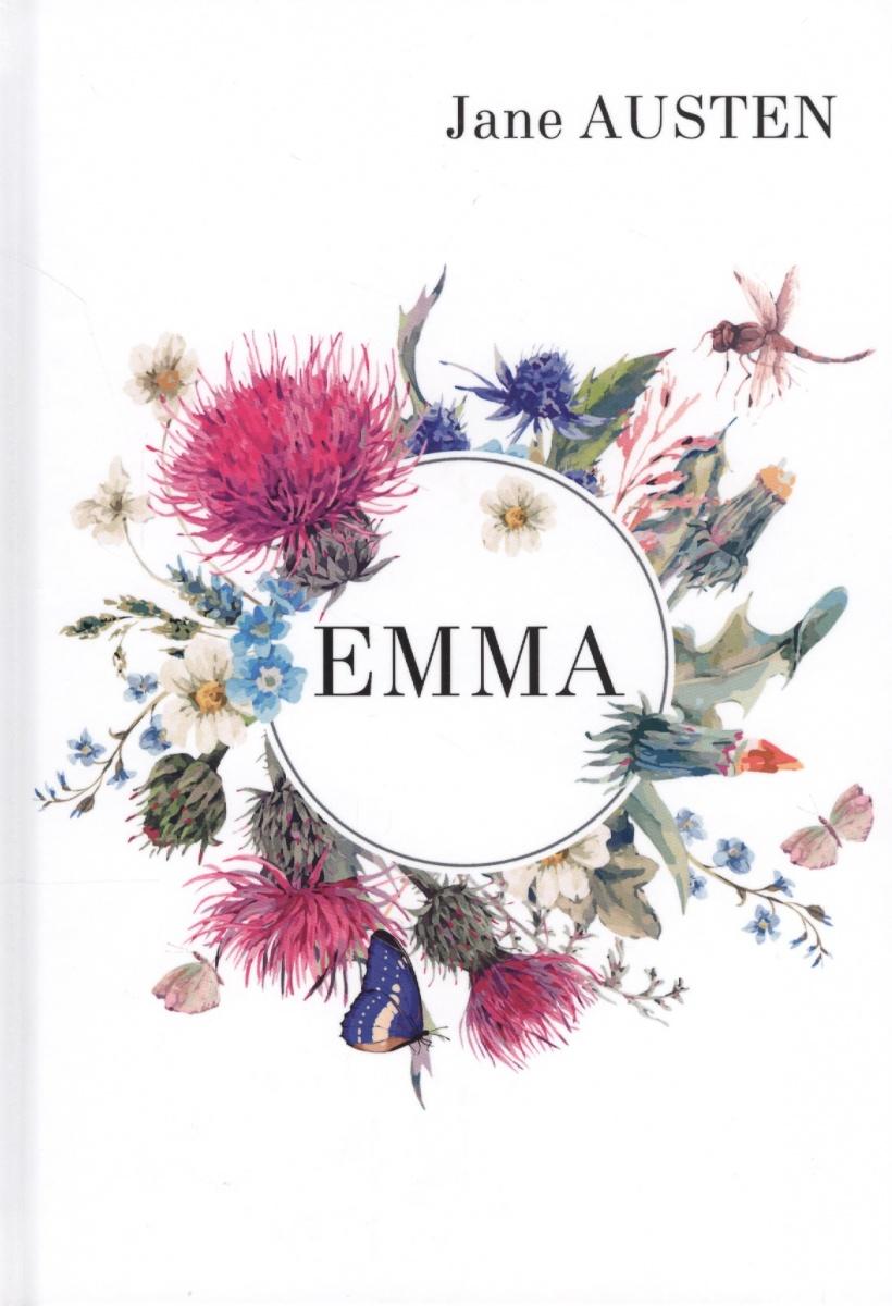 Austen J. Emma. Книга на английском языке austen j emma a novel in english эмма роман на английском языке