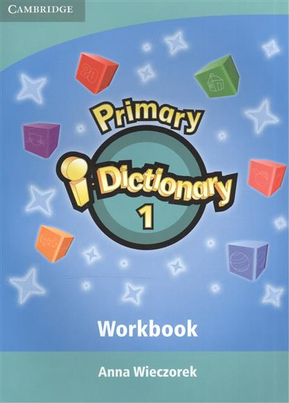 Wieczorek A. Primary i-Dictionary 1 Starters Workbook (+CD) laser a1 workbook without key cd