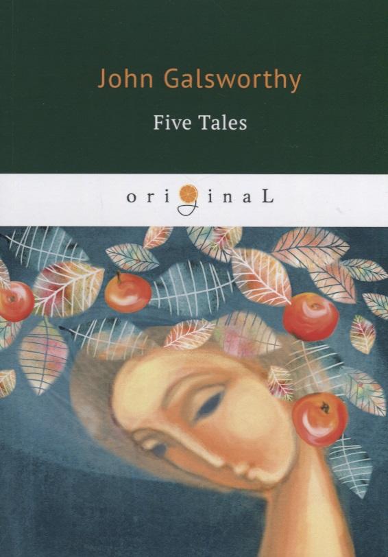 Galsworthy J. Five Tales чайник frank moller fm 557