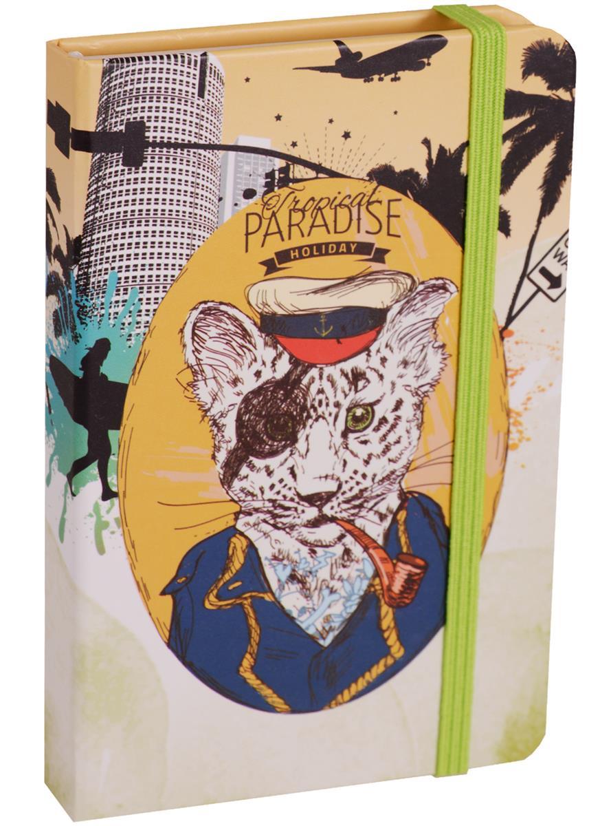 "Записная книжка ""Paradise"" А6"