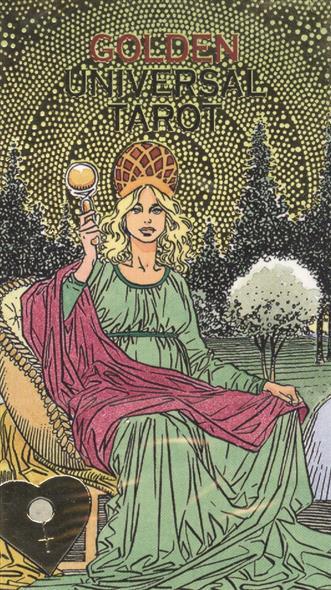 Angelis R. Golden universal Tarot modern tarot