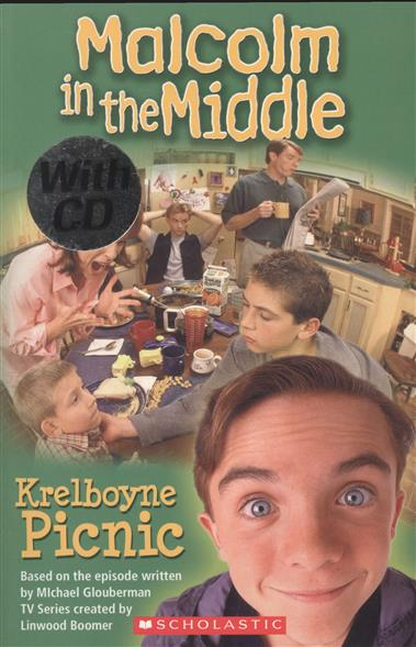 Beddall F. Malcolm in the Middle: Krelboyne Picnic. Starter level (+СD) on sale best price 84 real 6 points lcd interactive touch foil film through glass shop window for touch kiosk table etc