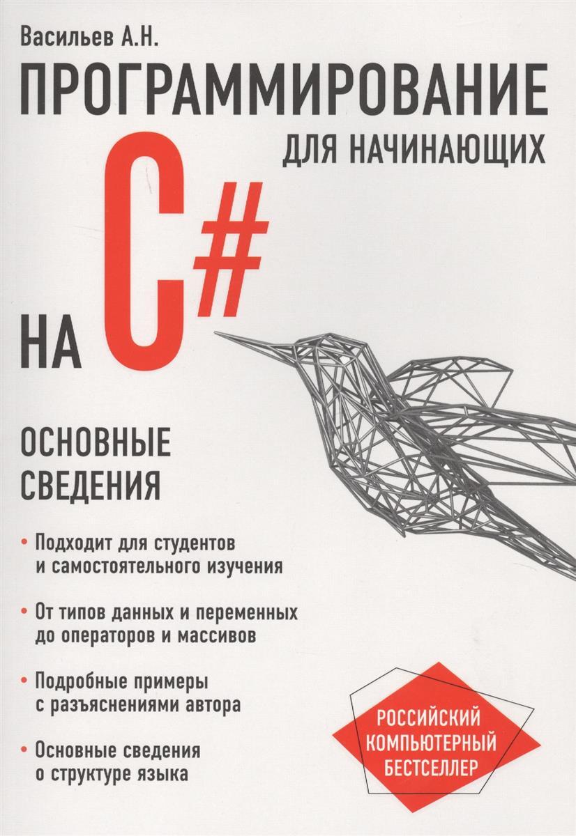 Программирование на C для начинающих Основные сведения