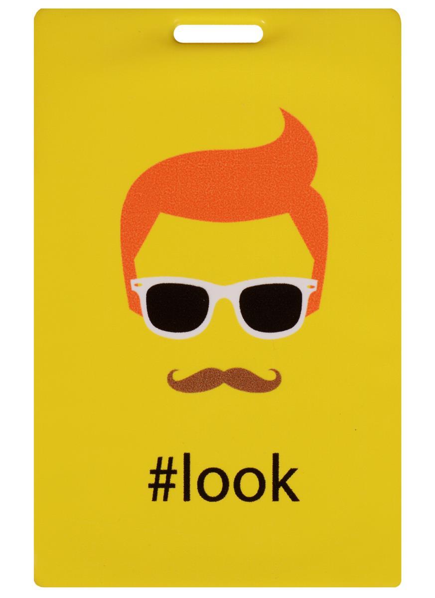 Чехол для карточек #look (ДК2015-027)