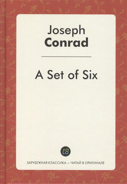 Conrad J. A Set of Six торшер markslojd conrad 106324