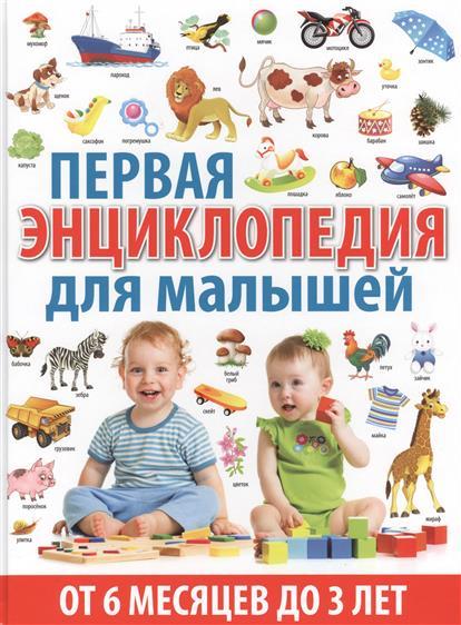 Скиба Т. Первая энциклопедия для малышей: От 6 месяцев до 3 лет скиба т рублев с большая детская энциклопедия животных