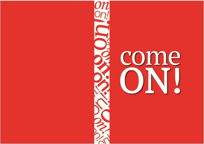 Блокнот Come On! (БМ2013-027)