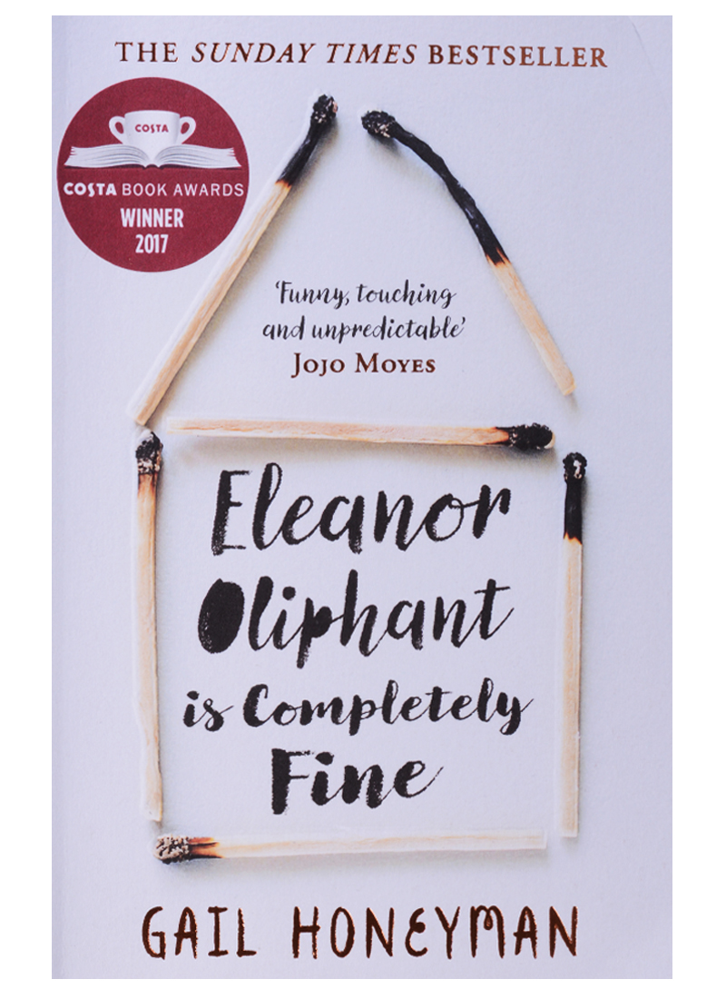 Honeyman G. Eleanor Oliphant is Completely Fine corny milk cocoa батончик злаковый c молоком и какао 30 г
