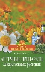 Аптечные препараты лекарств. растений