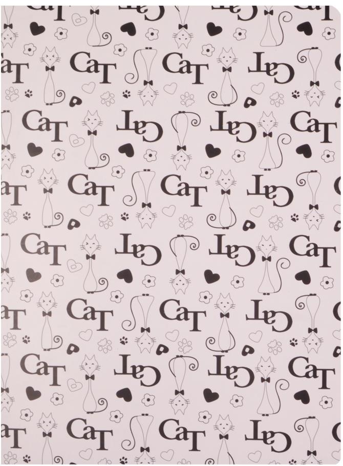"""Тетрадь B5, 48 листов """"Cat"""""""