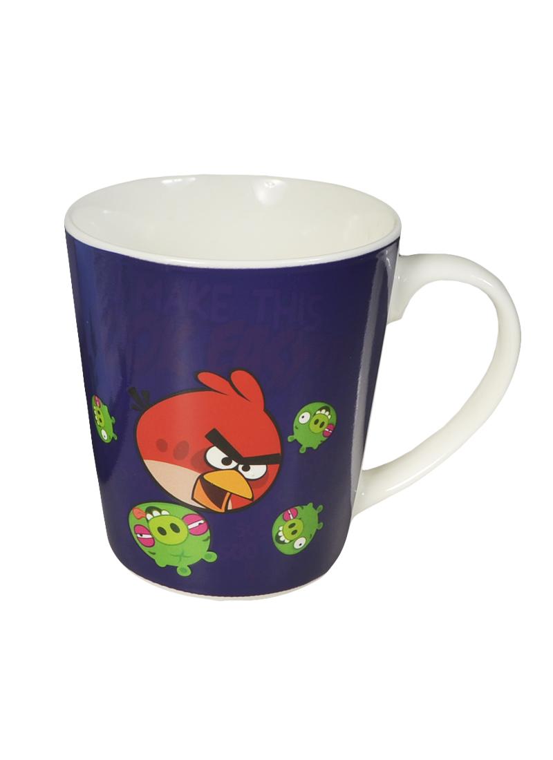 Angry Birds Кружка керамическая термо в коробке (92739) (СР Дистрибуция)