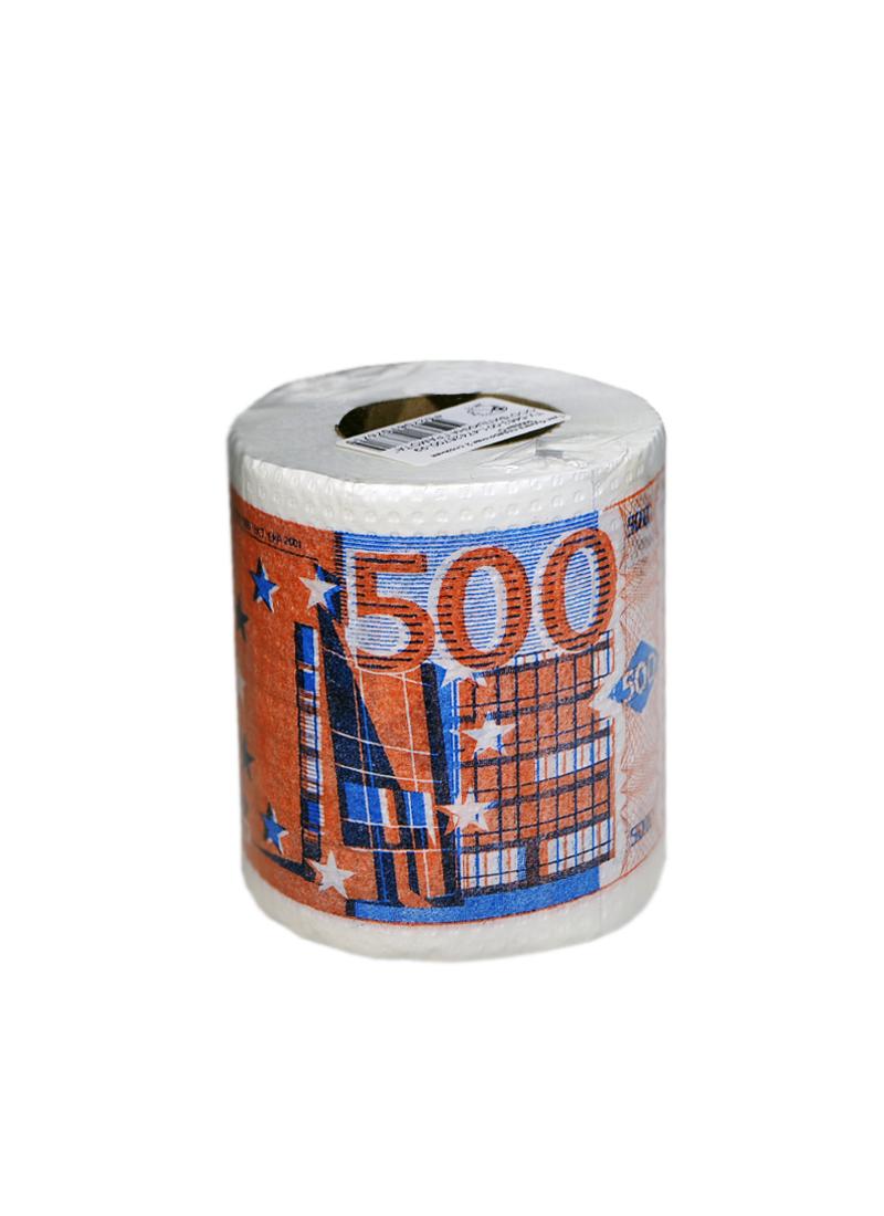 Туалетная бумага 500 евро (TU00000005) (Мастер)